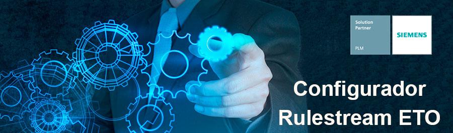 Configurador de producto industrial Rulestream